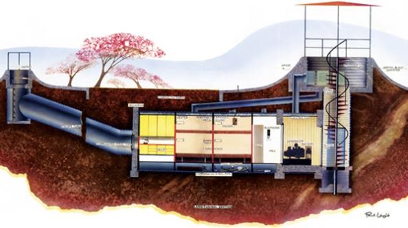 bunker palace un avenir architectural sans ruines crap. Black Bedroom Furniture Sets. Home Design Ideas