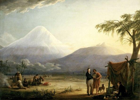 humboldt-et-aimecc81-bonpland-au-pied-du-volcan-chimborazo-peinture-de-friedrich-georg-weitsch-1806_web